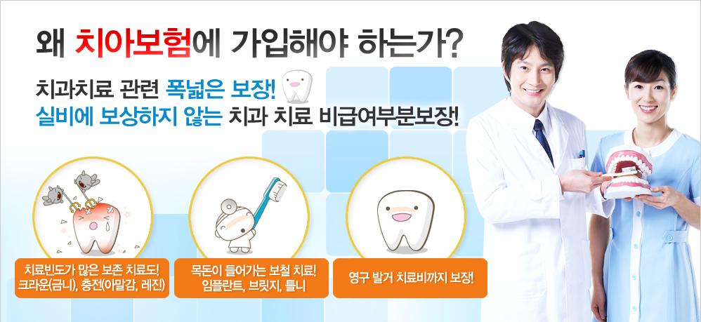 치아보험가입이유